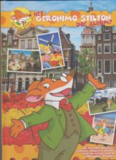 Het Geronimo Stilton doe album met stickers