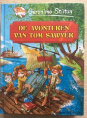 Geronimo Stilton : De avonturen van Tom Sawyer