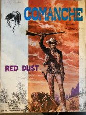 Comanche deel 01 Red Dust