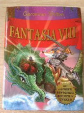 Geronimo Stilton : .Fantasia deel 08